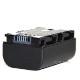 【互換品】 JVCKENWOOD JVC ビクター BN-VG114 高品質互換バッテリー 保証付き  送料無料【メール便の場合】