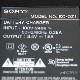 SONY ソニー純正  BC-QZ1 バッテリーチャージャー  【NP-FZ100専用充電器】急速充電チャージャー 保証付き
