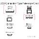 MARSHAL/マーシャル対応  USB3.0 MicroB USBケーブル 3.0m 送料無料【メール便の場合】