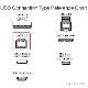 FUJI XEROX   富士ゼロックス対応  USB2.0ケーブル A-Bタイプ 5.0m プリンター接続などに  データ転送ケーブル 送料無料【メール便の場合】