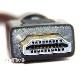 【互換品】SHARP シャープ対応  HDMI ケーブル 高品質互換品 TypeA-A  1.4規格  1.5m  Part 1 イーサネット対応・3D・4K 送料無料【メール便の場合】