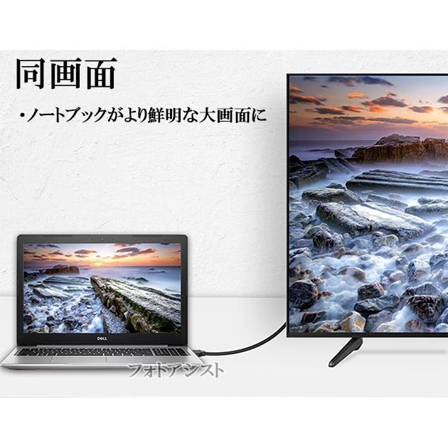 【互換品】FUNAI フナイ対応  HDMI ケーブル 高品質互換品 TypeA-A  2.0規格  2.0m  Part 2  18Gbps 4K@50/60対応  送料無料【メール便の場合】