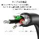 富士通対応 USB-C - USBアダプタ  OTGケーブル Type C USB3.1(Gen1)-USB A変換ケーブル オス-メス USB 3.0(ブラック) 送料無料【メール便の場合】