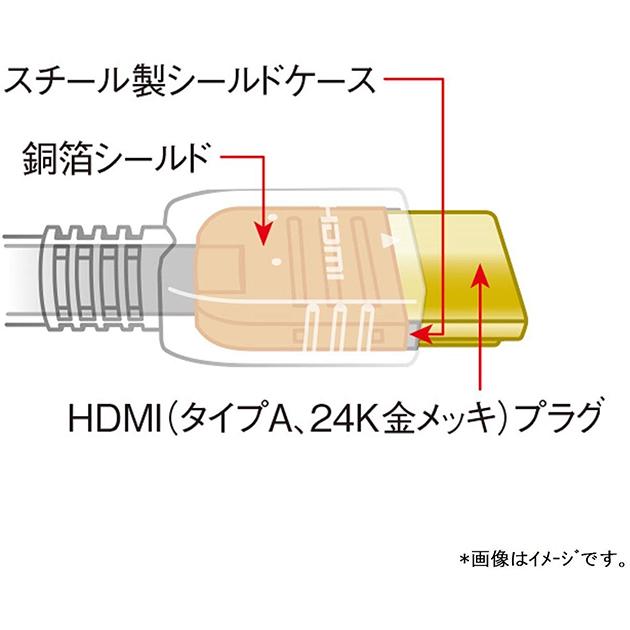 パナソニック HDMIケーブル ブラック 1m RP-CHE10-K