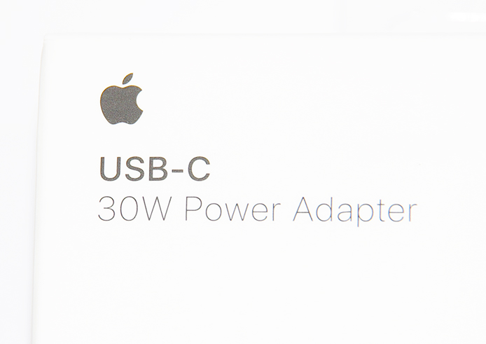 アップル純正 Apple 30W USB-C電源アダプタ  MR2A2LL/A  国内純正品  iPhone/iPad対応