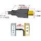 パナソニック HDMIケーブル 3m ブラック RP-CHK30-K