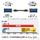 USB3.2 Gen1 (USB3.0) 高品質USBケーブル 3.0m (TypeA-TypeA) USB AF-AF 最大転送速度5Gbps 黒色 usbオスオスケーブル  送料無料【メール便の場合】