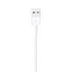 アップル純正Apple Lightning - USBケーブル(1 m)MXLY2FE/A 国内純正品 iPhone/iPad/Mac/iPod/AirPods対応 送料無料【メール便の場合】