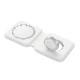 アップル純正Apple MagSafeデュアル充電パッド  MHXF3AM/A  国内純正品 iPhone/Apple Watch/AirPods対応