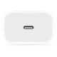 アップル純正Apple 20W USB-C電源アダプタ  MHJA3AM/A  国内純正品 iPhone/iPad/AirPods対応