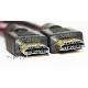【互換品】Hisense対応  HDMI ケーブル 高品質互換品 TypeA-A  1.4規格  1.0m  Part 1 イーサネット対応・3D・4K 送料無料【メール便の場合】