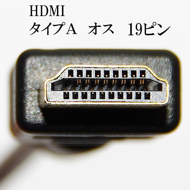 HDMI ケーブル HDMI - micro ニコン機種対応 1.4規格対応 1.5m ・金メッキ端子 (イーサネット対応・Type-D・マイクロ)  送料無料【メール便の場合】