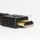 HDMI ケーブル HDMI - micro リコー・ペンタックス機種対応 HC-1互換品  1.4規格対応 1.5m ・金メッキ端子 (イーサネット対応・Type-D・マイクロ)  送料無料【メール便の場合】