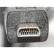 【互換品】Panasonic パナソニック K1HY08YY0039ほか 高品質互換 USB接続ケーブル  1.0m