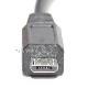 【互換品】JVC対応  高品質互換 マイクロUSB接続ケーブル1.0m 送料無料【メール便の場合】