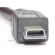 【互換品】Panasonic パナソニック K1HA05CD0004ほか 高品質互換 USB接続ケーブル  1.0m
