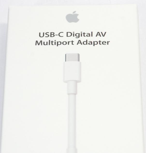 アップル純正 Apple USB-C Digital AV Multiportアダプタ  MJ1K2AM/A   国内純正品 送料無料【ゆうパケット】