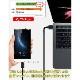 【互換品】 京セラ  スマートフォン・タブレット 対応 Type-Cケーブル(A-C USB3.1  gen1  1m 黒色)(タイプC)     アルバーノ・ディグノなどの充電・通信 送料無料【メール便の場合】
