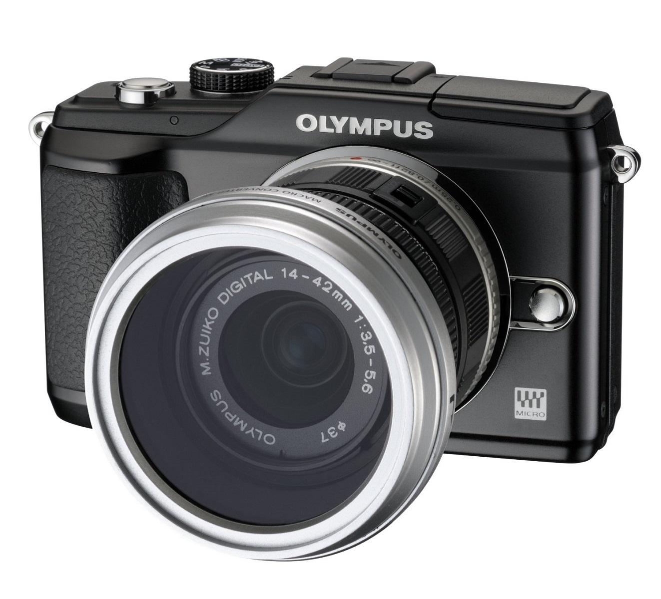 OLYMPUS オリンパス  ミラーレス一眼 PEN マクロコンバーター MCON-P01 純正カメラレンズ