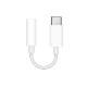 アップル純正 Apple USB-C - 3.5 mmヘッドフォンジャックアダプタ  MU7E2FE/A  国内純正品  iPad/Mac対応  送料無料【メール便の場合】