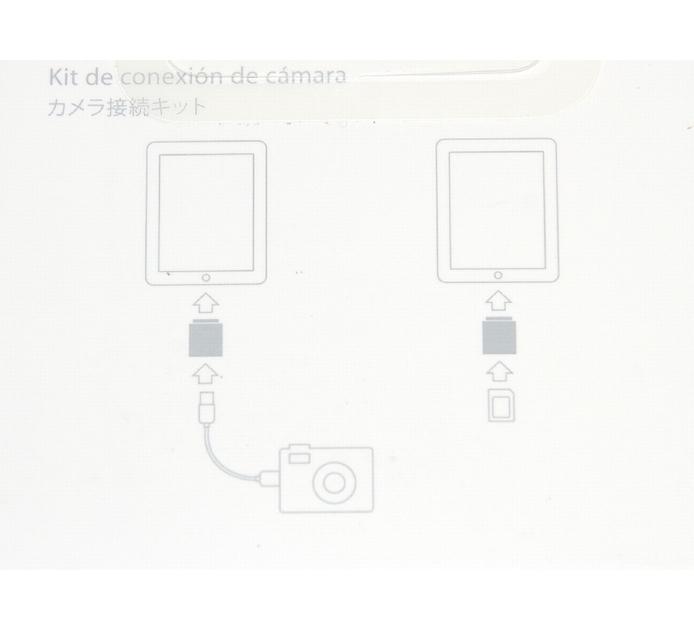 アップル純正 Apple iPad Camera Connection Kit   MC531AM/A  国内純正品  iPad対応