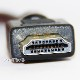【互換品】FUNAI フナイ対応  HDMI ケーブル 高品質互換品 TypeA-A  1.4規格  3.0m  Part 2 イーサネット対応・3D・4K 送料無料【メール便の場合】