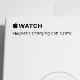 アップル純正 Apple Watch 磁気充電ケーブル(1m) MU9G2AM/A 国内純正品 Apple Watch対応 送料無料【メール便の場合】