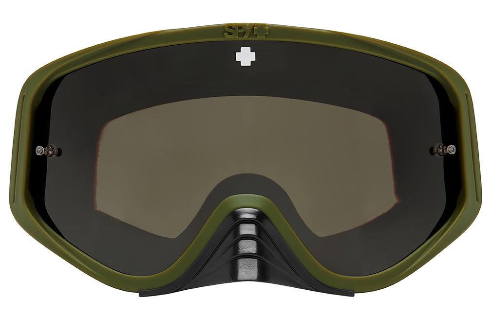 SPY スパイ MX GOGGLES モトクロスゴーグル バイク WOOT RACE ウートレース Reverb Olive リバーブ オリーブ  HD Clear 3200000000025