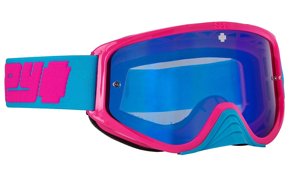 MX GOGGLES モトクロスゴーグル バイク WOOT RACE ウートレース Reverb  blue  リバーブ ブルー  HD Clear 3200000000026