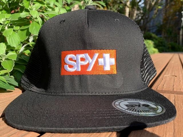 PREMIUM5 PANEL MESH CAP2003 BLACK×ORANGE 4560303586343 【日本限定展開】