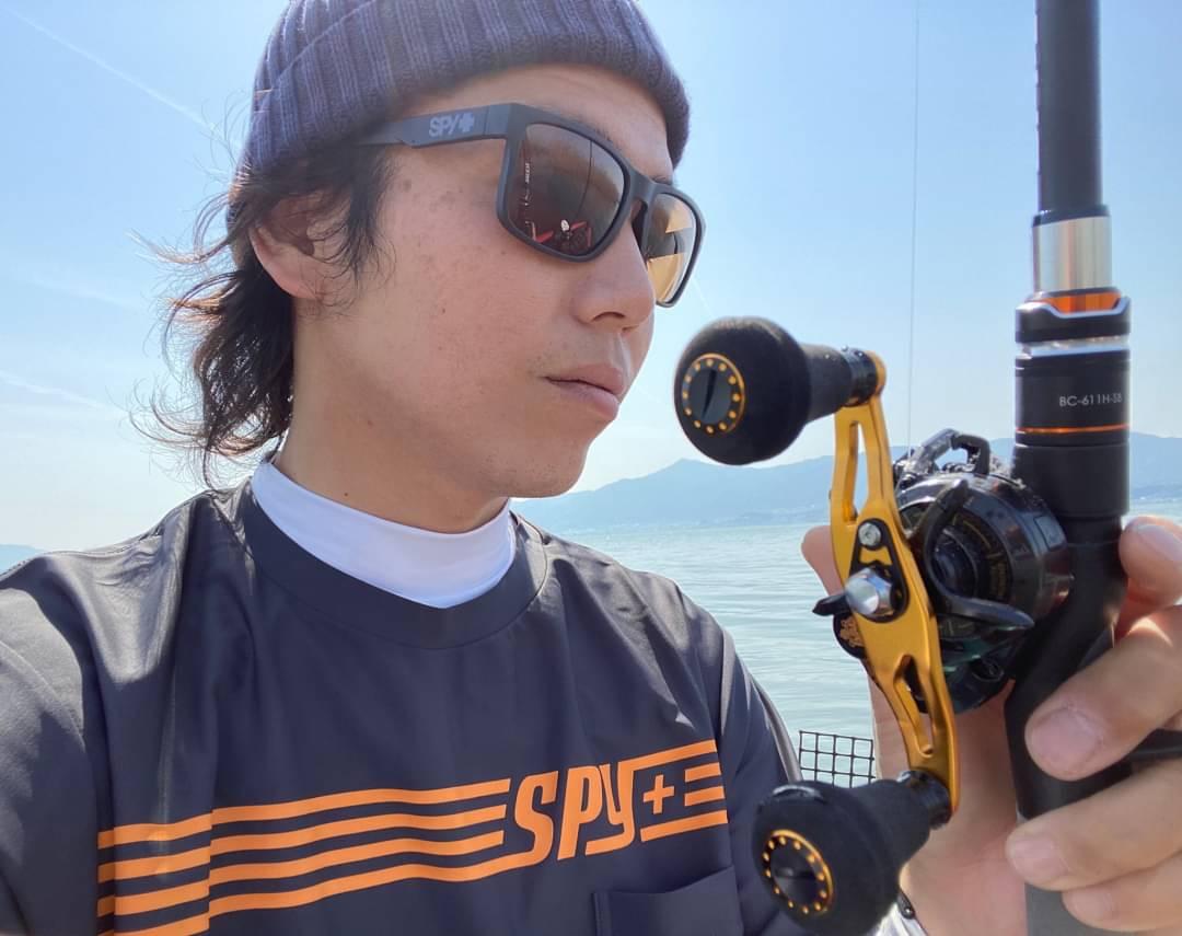 SUNGLASSES サングラス HOPE ホープ MATTE BLACK SPY-SUN-T9667