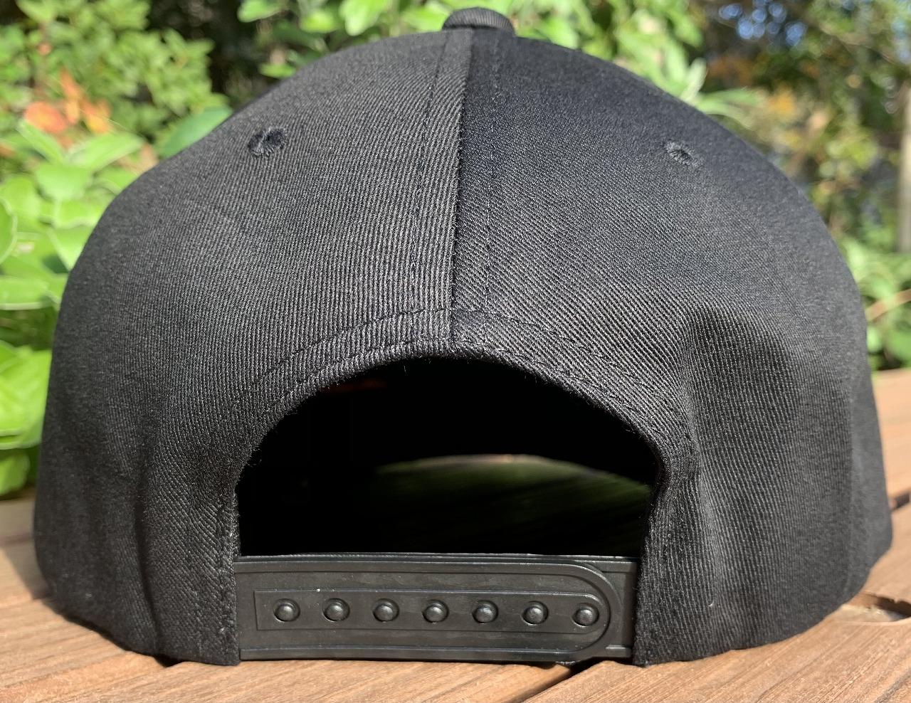 PREMIUM 5PANEL CAP2002 BLACK×WHITE 4560303586312 【日本限定展開】