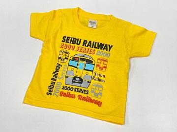 ジュニアTシャツ 新2000系 100�