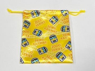 巾着袋 新2000系