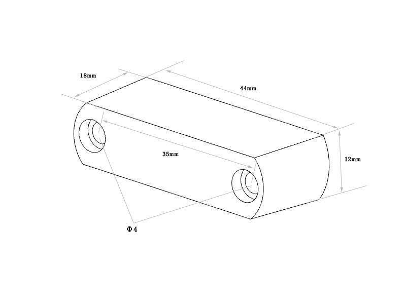 SPEEDRA 高輝度LEDライセンスランプ