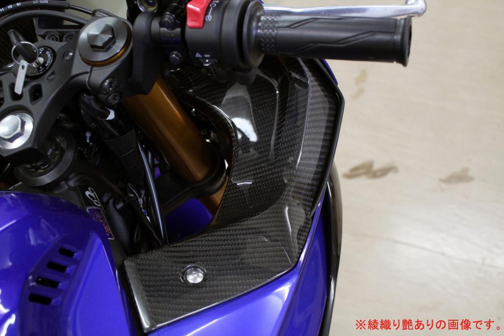 SPEEDRA インナーサイドパネル 左右セット ドライカーボン