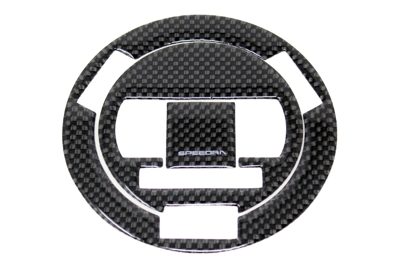 SPEEDRA カーボンタンクキャップパッド BMW タイプ2