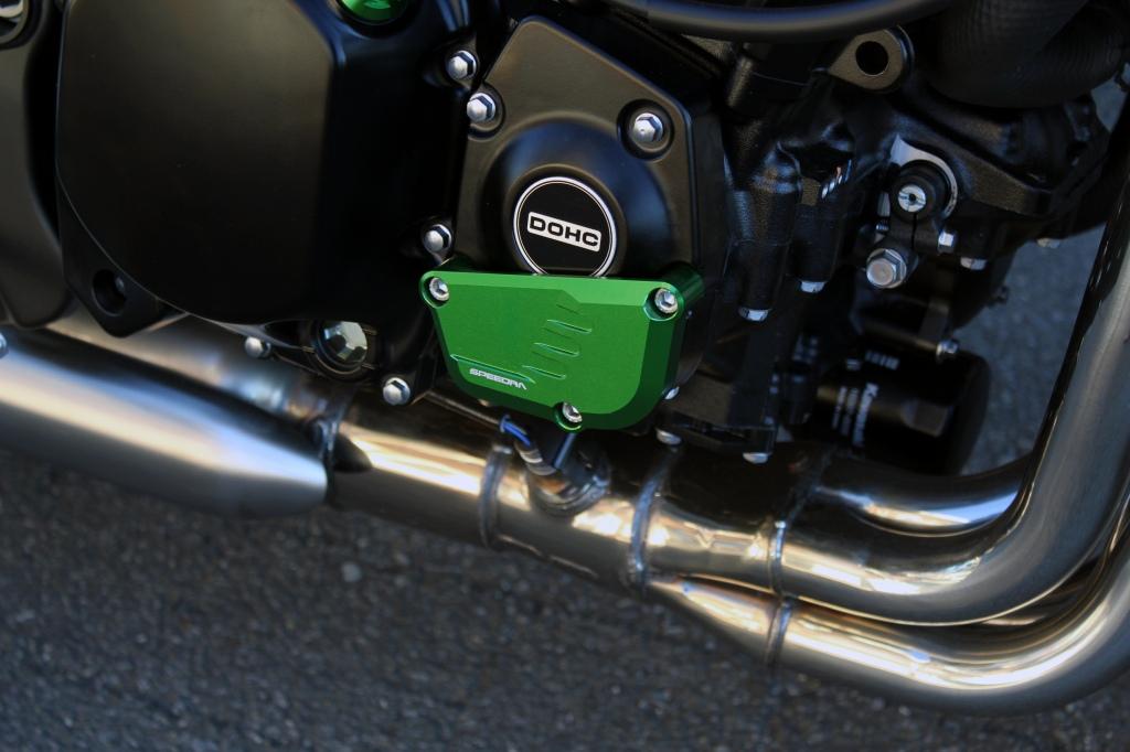 SPEEDRA エンジンカバー セット