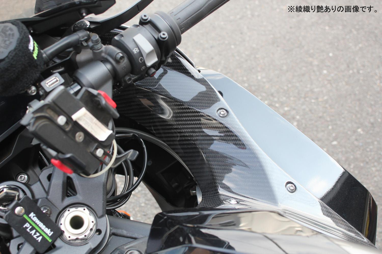 SPEEDRA インナーサイドカバー 左右セット ドライカーボン