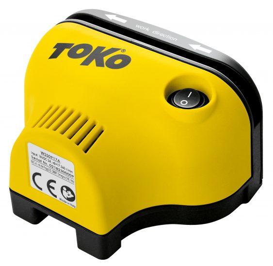 トコ(TOKO) スキー スノーボード チューンナップ用 電動スクレーパーシャープナー ワールドカッププロ 110V 5541912【お手入れ・メンテナンス用品】
