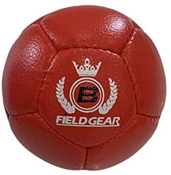 【今だけ特別価格 税込み19,800円!】ボッチャ ボール セット FIELD GEAR FG-BOCCIA レク用でも国際ルールの規定に準拠