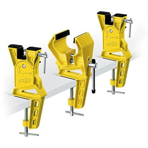 TOKO トコ スキーバイス 5560035 & HOP! 軽量コンパクト チューニングスタンド HOPCS1 特別セット【チューンナップ用品 】【お手入れ・メンテナンス用品】