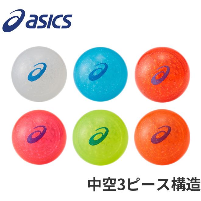 グラウンドゴルフ アシックス asics GG ストロングボール ディンプル グランドゴルフボール Ground Golf グラウンドゴルフ用品 グランドゴルフ用品