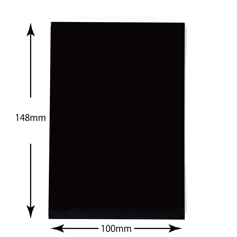 極薄・強力 滑り止めシール GRIPLUS フリーカット はがきサイズ
