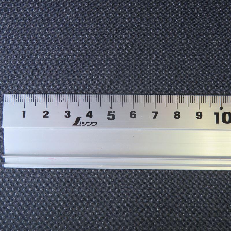 10cmごとにカット可能! 滑り止め効果のある生地(裏地) 使いやすい150cm幅 ブラック&ベージュ
