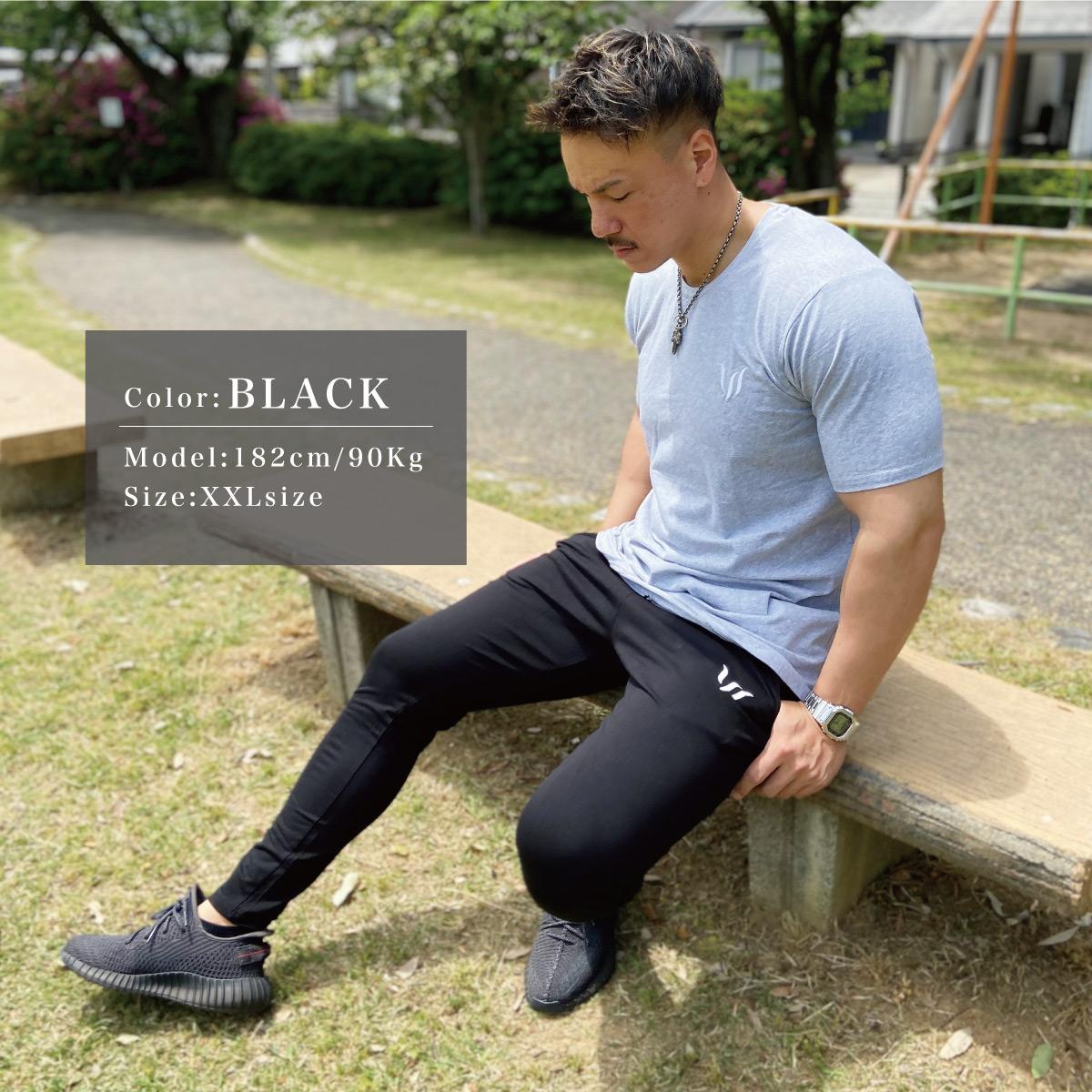 JOGGERS PANTS - BLACK