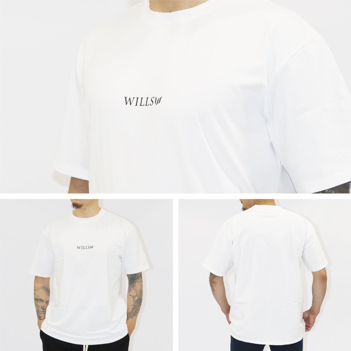 OVERSIZE TEE - WHITE
