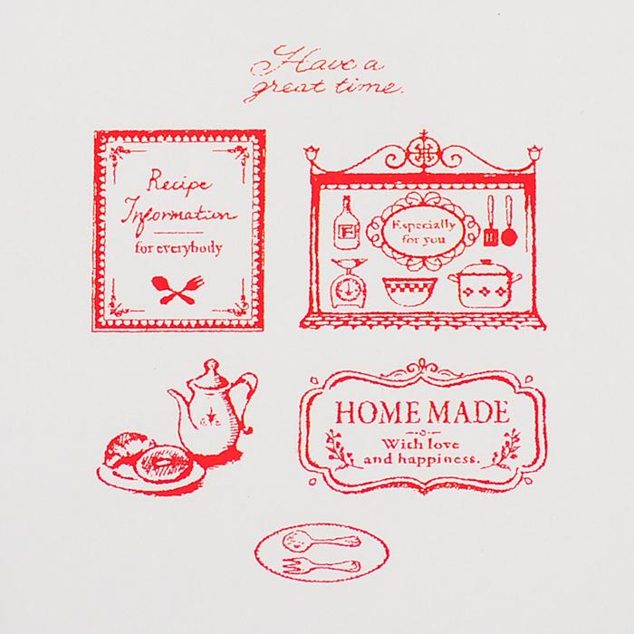 ブリキ缶入りの可愛いスタンプセット チアフルスタンプ -cheerful stamp 「Coffee Brake」- 【オリジナルスタンプ・アンティークスタンプ・かわいいスタンプ・はんこ・ハンコ・イド・布】