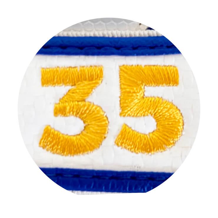 スタンドイン バッティンググローブの刺繍加工 番号刺繍 当店でバッティンググローブをご購入の方限定 ししゅう バッティング手袋 ネーム加工 背番号
