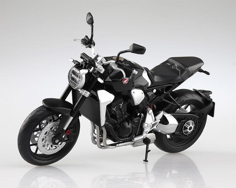 SKYNET 1/12 完成品バイク Honda CB1000R グラファイトブラック